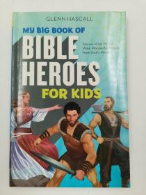 My Big Book of Heroes for Kids