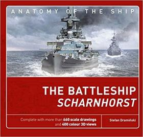 沙恩霍斯特战舰 The Battleship Scharnhorst