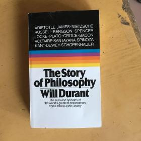 The Story of Philosophy / Will Durant