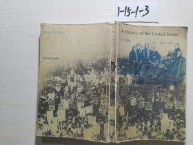 A Histoy of the United States C P Hill  看图