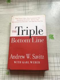 The Triple Bottom Line: How Today's Best-run Companies Are Achieving Economic Social And Environmen