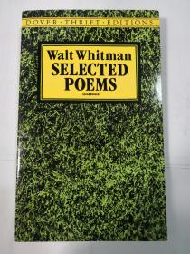 walt whitman selected poems(惠特曼诗选英文原版)