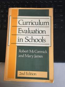 CURRICULUM EVALUATION IN SCHOOLS