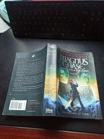 Magnus Chase and the Gods of Asgard, The Hammer of Thor 32开