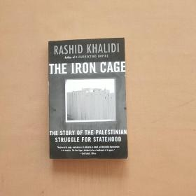 The Iron Cage: The Story of the Palestinian Struggle for Statehood 铁的牢笼:巴勒斯坦建国斗争的故事(英文原版)