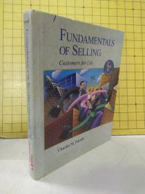 FUNDAMENTALS OF SELLING(5th EDITION)精装