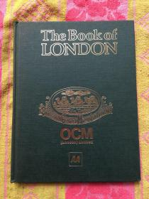 The Book of London大开本 《伦敦指南》