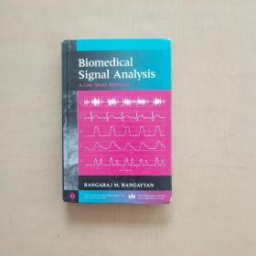 Biomedical Signal Analysis:A Case Study Approach 生物医学信号分析:一个案例研究方法(英文原版 精装)