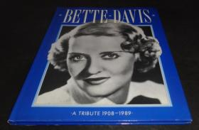 2手英文 Bette Davis: A Tribute 1908-1989 贝蒂·戴维斯 sdb101