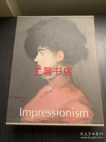 impressionist art.1860-1920:Ⅰ.impressionism in france+Ⅱ.impressionism in europe and north america(2册全合售 附涵盒 精装本)