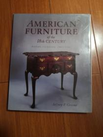 AMERICAN FURNITURE of the 18th CENTURY