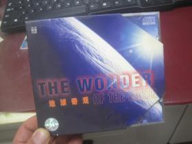 THE WONDER OF THE EARTH【地球奇观:共4集】VCD 4张