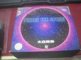 PROBE THE SPACE【太空探索:共6集】VCD 6张