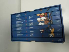 The Adventures of Tintin:Collector's Gift Set(1-8 全8册)
