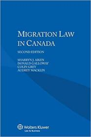 加拿大移民法 Migration Law in Canada