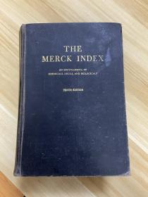 The Merck Index: An Encyclopedia of Chemicals, Drugs, and Biologicals 默克索引:化学品,药品与生物制品百科全书(第10版)