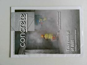 Concrete 2015/03 混凝土工程学术期刊杂志 GLOBAL MAGAZINE OF THE CONCRETE SOCIETY