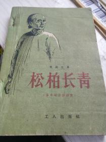 松柏長青:革命母親李梨英