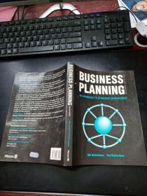 BUSINESS PLANNING second edition(16开)
