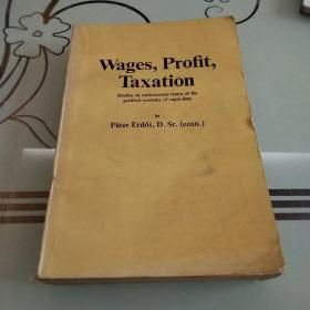Wages,Proflt,Taxarion