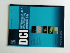 DCI Developmental & Comparative  VOL.43 ISSUE 1 2014 发育与比较免疫学杂志