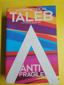 Antifragile: Things that Gain from Disorder [反脆弱:从不确定性中受益]