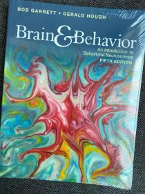 现货 Brain & Behavior: An Introduction to Behavioral Neuroscience