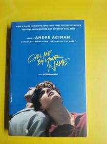 Call Me By Your Name 作者:  André Aciman 出版社:  Picador USA