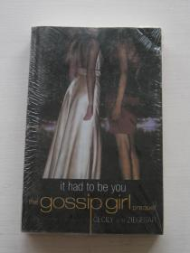 it had to be you the gossip girl prequel【全新】