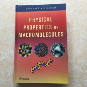 Physical Properties of Macromolecules【精装16开】