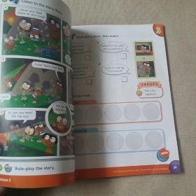POPTROPICA ENGLISH AME(Student Book)带1张光盘