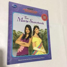 Princess Protection Program:Princess Protection Program The Movie Story book 公主保护计划电影故事书  精装