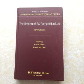 The Reform of EC Competition Law【精装16开】