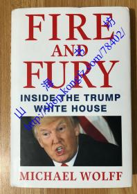 Fire and Fury: Inside the Trump White House  9781250158062