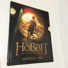 The Hobbit: an Unexpected Journey (Annual 2013) 《霍比特人:意外之旅》电影官方年鉴 英文原版