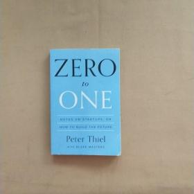 Zero to One: Notes on Startups, or How to Build the Future  (英文版)