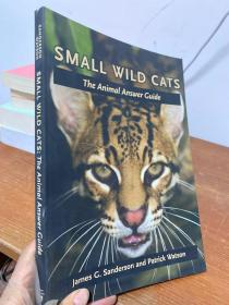 Small Wild Cats  The Animal Answer Guide