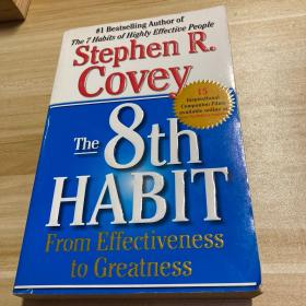 The 8th Habit:From Effectiveness to Greatness