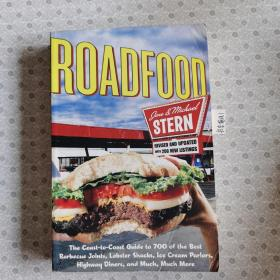 Roadfood : The Coast-to-coast Guide To 700 Of The Best Barbecue Joints, Lobster Shacks, Ice Cream Parlors, Highway Diners, And Much, Much More