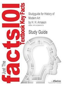 Studyguide for History of Modern Art by Arnason