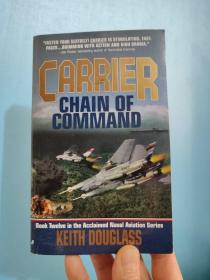 carrier  CHAIN OF COMMAND(英文原版)
