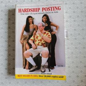 32开英文原版 Hardship Posting: True Tales of Expat Misadventure in Asia