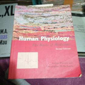 Human Physiology The Basis of Medicine(人体生理学是医学的基础)