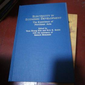 作者签赠Electricity in Economic Development: The Experience of Northeast Asia (Contributions in Economics and Economic History)