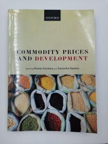 Commodity Prices and Development 影印本