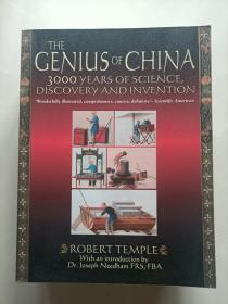 the Genius of China :3000 years of Science , Discovery , and invention 中国的天才【扉页有名字】