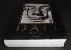2手英文 Dali: The Paintings (MIDI)  达利画册平装 sfd95