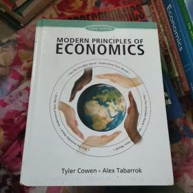 Modern Principles of Economics [Loose Leaf]