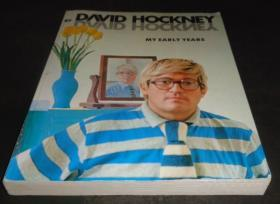 2手英文 David Hockney: My Early Years 大卫霍克尼 sfd94