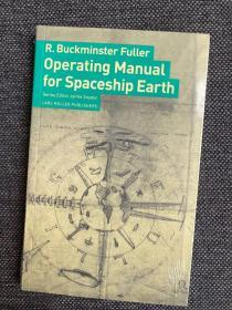 全新 Operating Manual for Spaceship Earth 现货